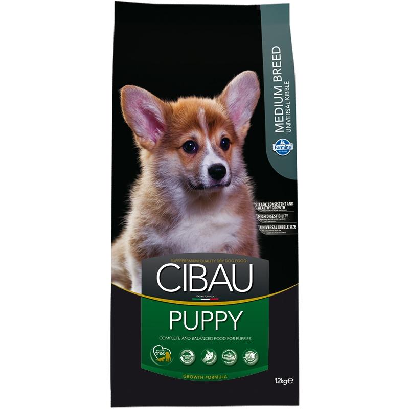 Cibau Puppy Medium 12 Kg imagine