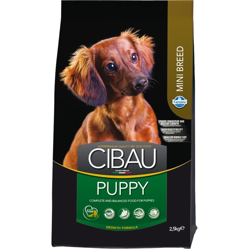 Cibau Puppy Mini 2.5 kg imagine