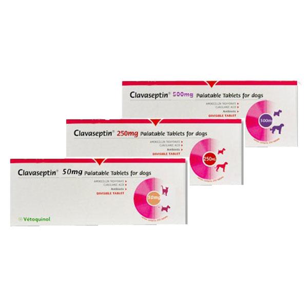 Clavaseptin 500 mg 10 tablete imagine