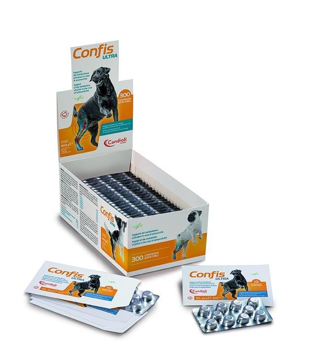 Candioli Confis Ultra, 300 tablete imagine