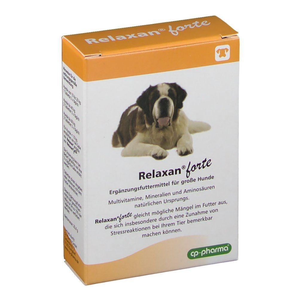 Relaxan Forte, 30 tablete imagine