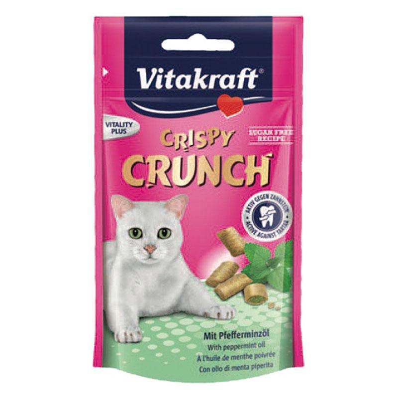 Delicii Pisica Crispy Crunch Dental 50 g imagine