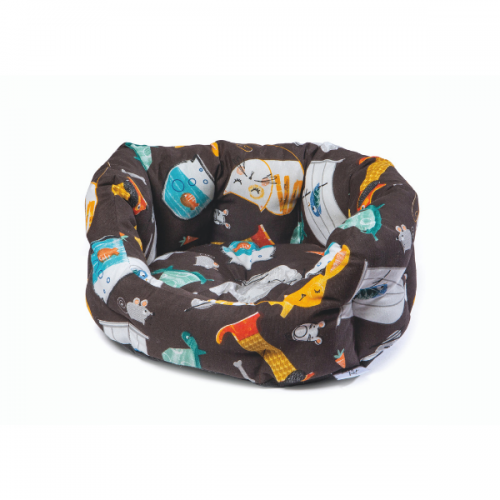 Culcus pentru caini Santorini, 55 cm imagine