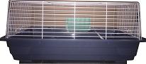 Imagine Cusca Iepure Simpla Albastru - Argintiu, 85 X 50 39 Cm
