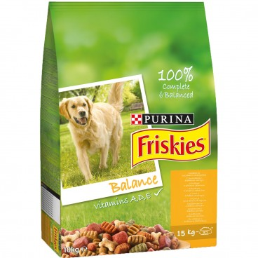 Friskies Dog Adult Balance