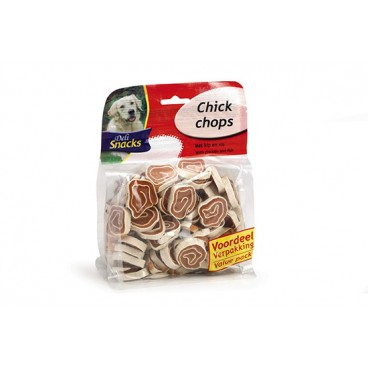 Delisnacks Chick Chops Pui & Peste 400 gr