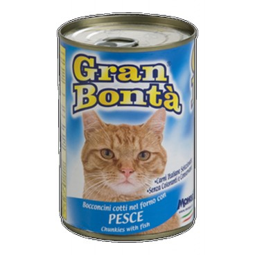 Gran Bonta Cat Cons Peste 400 G