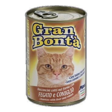 Gran Bonta Cat Cons Iepure 400 G