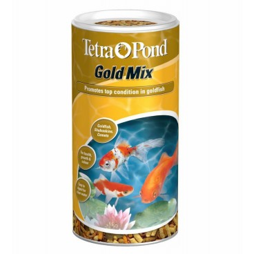 Tetrapond Goldfish Mix 1 L