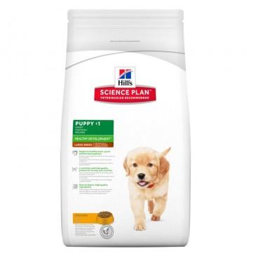 Hill's SP Puppy Healthy Development Large Breed hrana pentru caini cu pui 2.5 kg