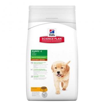 Hill's SP Puppy Healthy Development Large Breed hrana pentru caini cu pui 11 kg