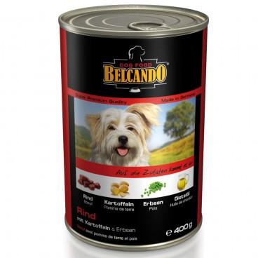 Belcando Vita Cartofi-Mazare Conserva 400 g
