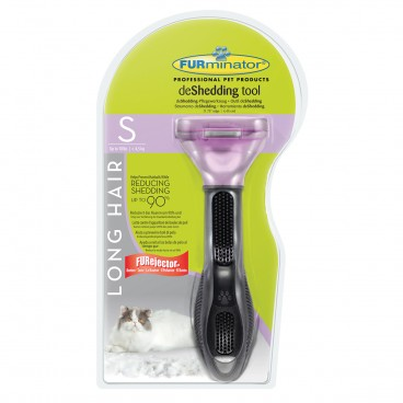 Furminator Perie Pisici Long Hair S