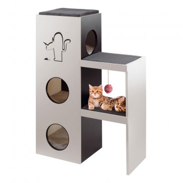 Ansamblu joaca Pisica NAPOLEON 115 CM
