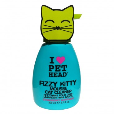 Pet Head Sampon Spuma Fizzy Kitty 200ml