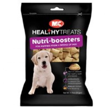 Snack Puppy Nutri-Boosters 50 gr
