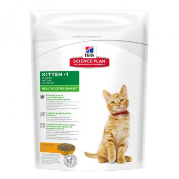 Hill's SP Kitten Healthy Development hrana pentru pisici cu pui 400 g