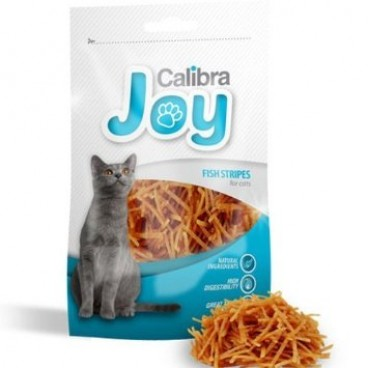 Joy Treats CAT Fish Stripes 70 g