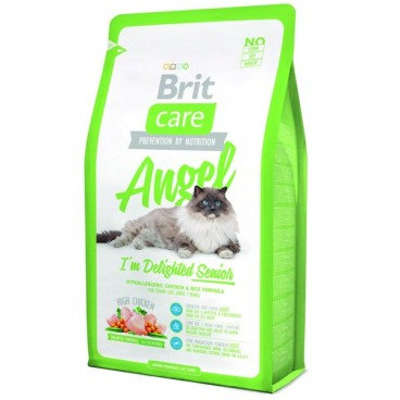 Brit Care Cat Angel Delighted Senior 2 Kg