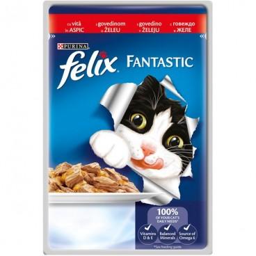 Felix fantastic vita Plic 100 g