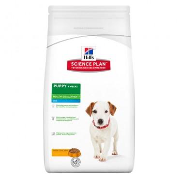 Hill's SP Puppy Healthy Development Mini hrana pentru caini cu pui 3 kg