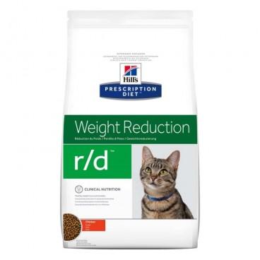 Hill's PD r/d Weight Reduction hrana pentru pisici 5 kg