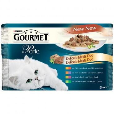 PK Gourmet Perle DUET CARNE FRAGEDA 4*85 g