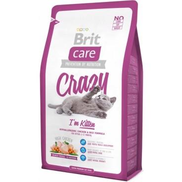 Brit Care Cat Crazy Kitten 2 Kg