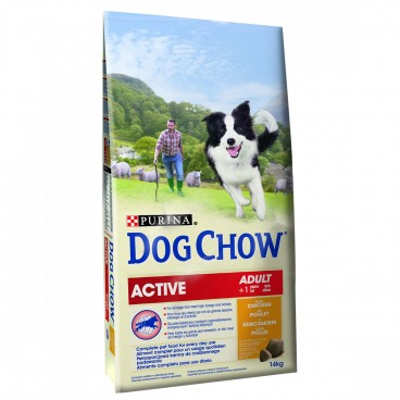 Dog Chow Active Chicken 14 Kg