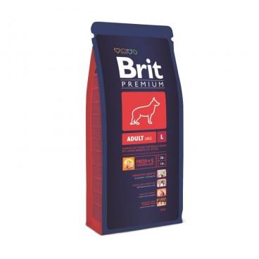 Brit Premium Adult Large 15 Kg