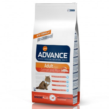 Advance Cat Somon & Orez 15 kg