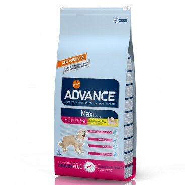 Advance Dog Maxi Senior 15 kg