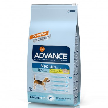 Advance Dog Medium Light 12 kg