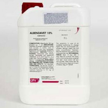 Albendavet 10% 5L
