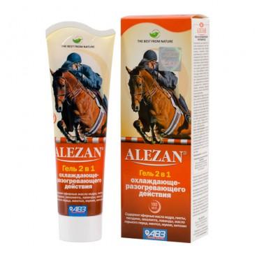 Alezan Gel 2 in 1 Incalzire-Racire Cai 100 ml