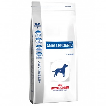 Royal Canin Anallergenic Dog 3 kg