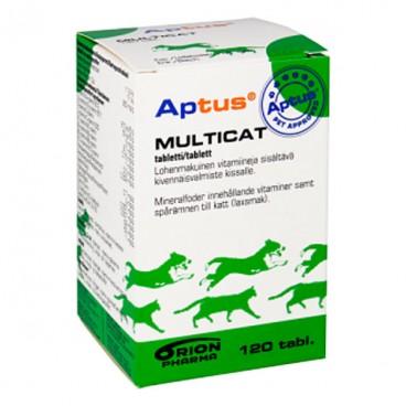 Aptus Multicat Vet 120 tb