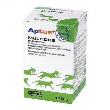 Aptus Multidog Vet Pulbere 180 g