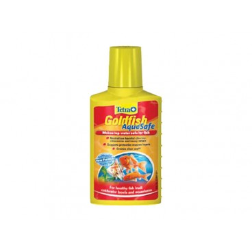 TETRA AQUA SAFE GOLDFISH 250ml