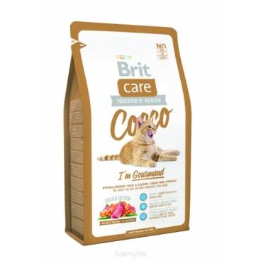 Brit Care Cat Cocco Gourmand 2 Kg