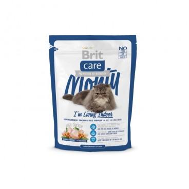 Brit Care Cat Monty Living Indoor 400 g