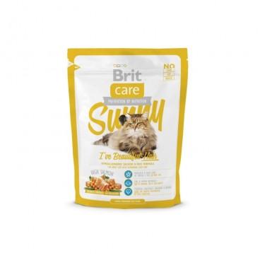 Brit Care Cat Sunny Beautiful Hair 400 g