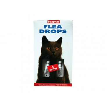 Beaphar Pipete Antiparazitare Pisica - PetMart Pet Shop Online