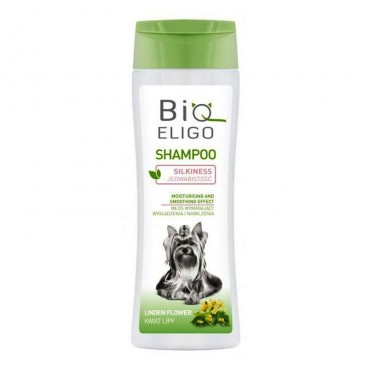 Sampon BIO ELIGO cu extract natural de FLORI DE TEI 250 ml