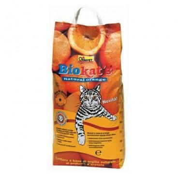 Nisip Biokat S Natural Orange 5 Kg