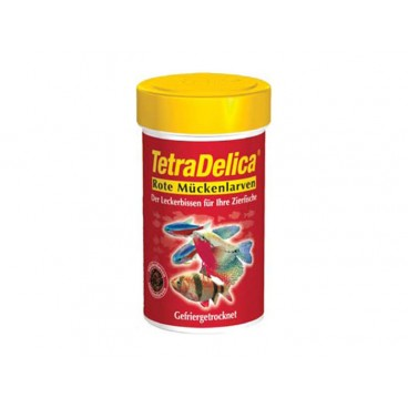TETRA DELICA BLOODWORMS 100ml