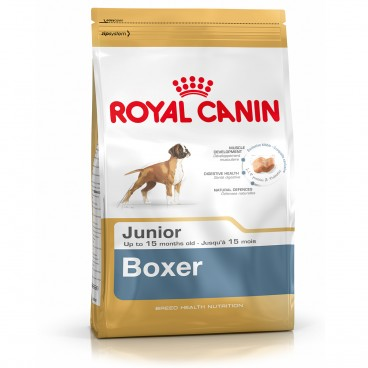 Royal Canin Boxer Junior sac