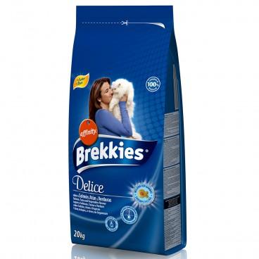 Brekkies Excel Cat Delice Peste 20 kg