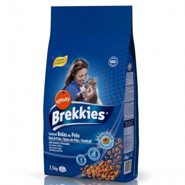 Brekkies Excel Cat Hairball 1.5 kg