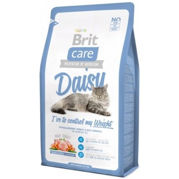 Brit Care Cat Daisy Weight Control 2 Kg
